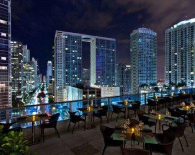 14 nhà hàng cao chót vót, view đẹp tới mức khiến thực khách quên ăn