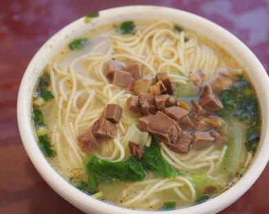 8 món ăn không thể bỏ qua khi tới Tây Tạng