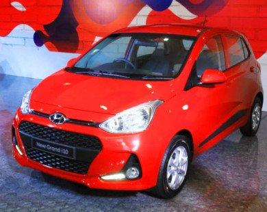 Hyundai Grand i10 2017 có giá từ 294 triệu đồng ở Indonesia