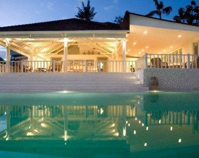 Khám phá biệt thự Song Hye Kyo – Song Joong Ki hẹn hò ở Bali
