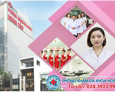 Khám phụ khoa TP HCM ở đâu tốt-Phòng khám đa khoa Hoàn Cầu