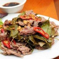 Những món ăn làm nên phong vị ẩm thực của người Mường ở Hòa Bình
