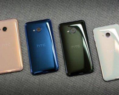 Điện thoại Sony, HTC mất giá mạnh nhất nửa đầu 2017