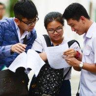 ĐH Luật TP.HCM công bố danh sách thí sinh trúng tuyển năm 2017