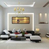 5 cách sắp xếp bàn ghế thông minh cho phòng khách
