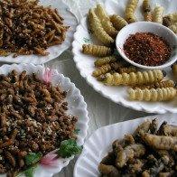 Loi choi sả ớt – đặc sản khó quên của miền đất Trà Vinh