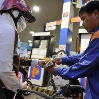 Giá xăng dầu đồng loạt tăng từ 15h chiều nay