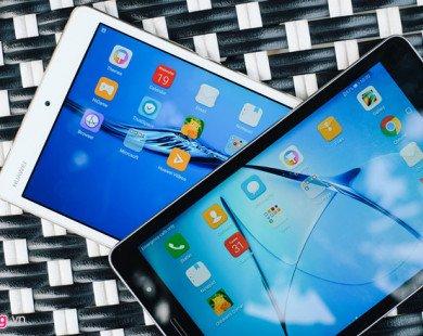 Huawei hâm nóng thị trường máy tính bảng giá rẻ