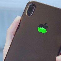 Thiết kế iPhone 8 hoàn hảo nhất: Màn hình phụ quả táo, viền cảm ứng