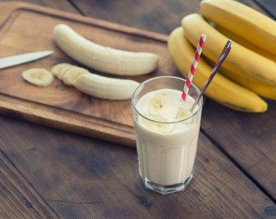 20 lợi ích sức khỏe quý hơn vàng từ quả chuối
