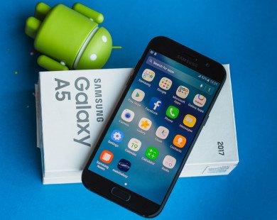 7 smartphone bán chạy nhất nửa đầu 2017