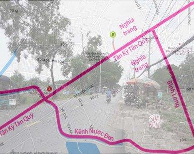Tp.HCM: Cẩn trọng trước cơn sốt đất tại khu vực Bình Hưng Hòa
