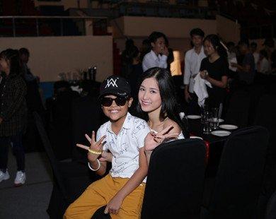 """Thầy trò Đông Nhi và bé Nhật Minh trước thềm Đại nhạc hội """"Dạ vũ IMC"""""""