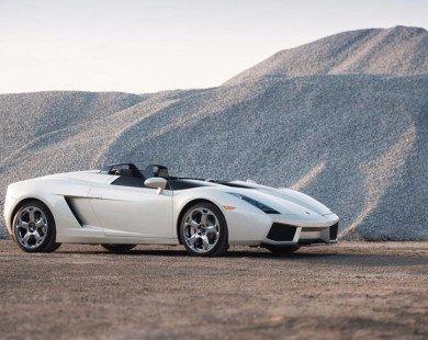 Siêu xe Lamborghini độc nhất trên thế giới