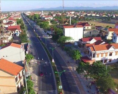 Quảng Bình: Xã hội hóa hàng chục dự án khu nhà ở thương mại