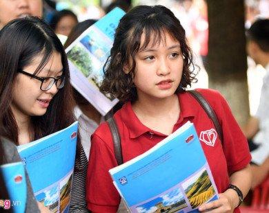 Điểm chuẩn 2017 của nhiều trường đại học ở Sài Gòn sẽ như thế nào?