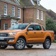 Ford Ranger thế hệ mới sẽ ra mắt vào năm 2019