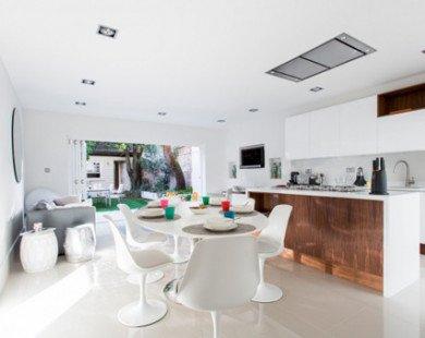 15 thiết kế phòng ăn đẹp không thể rời mắt