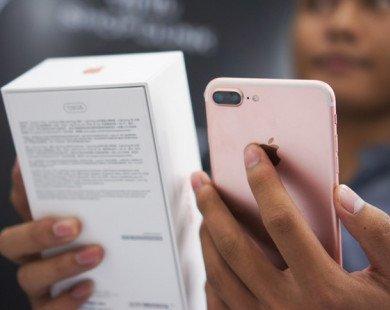 iPhone vào đợt giảm giá sâu tại Việt Nam