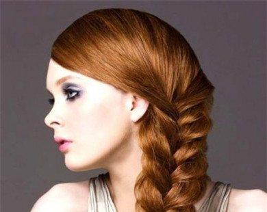 Cách tạo guu đơn giản mà dễ thương cho mái tóc dài