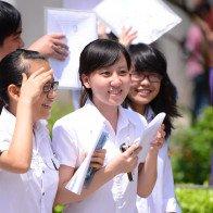 Đại học Tài chính Ngân hàng Hà Nội công bố điểm chuẩn