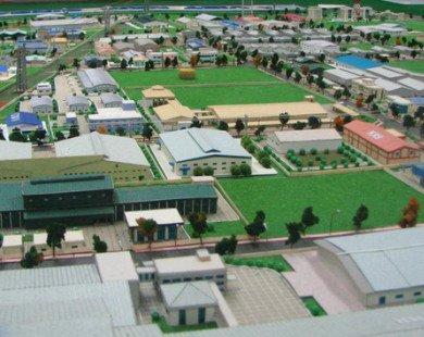 Hà Nội có thêm 5 cụm công nghiệp tại huyện Thạch Thất