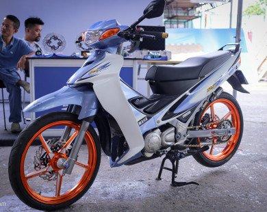 Xe 2 thì Yamaha 125Z độ đồ chơi cả trăm triệu đồng