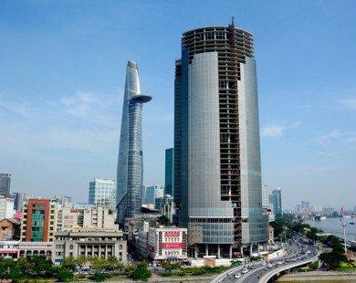 Cao ốc 5.000 tỷ bỏ hoang giữa Sài Gòn thi công trở lại trong tháng 10