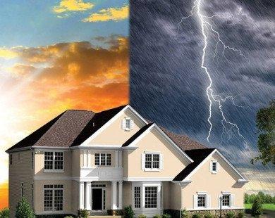 5 lưu ý để nhà không bị ngập trong mùa mưa bão