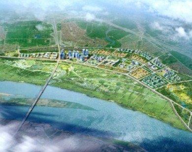 Hà Nội: Duyệt nhiệm vụ điều chỉnh quy hoạch Khu đô thị sông Hồng