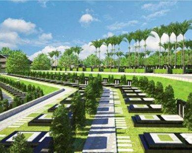 Hà Nội: Phê duyệt quy hoạch xây dựng Nghĩa trang Trần Phú