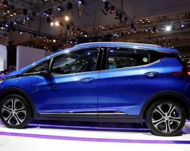 Xe điện Chevrolet Bolt EV - đối thủ Tesla Model 3 ra mắt tại Việt Nam