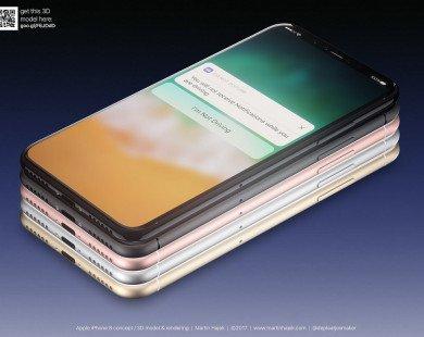 Thêm ảnh dựng iPhone 8 đầy đủ màu sắc
