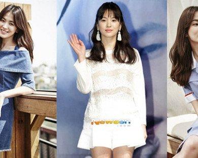 Tưởng giản dị nhưng thật ra Song Hye Kyo cũng chơi hàng hiệu cực đỉnh