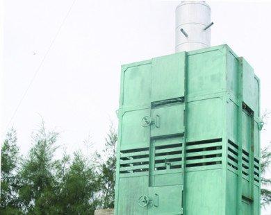 Lò đốt rác thải sinh hoạt LOSIHO - Lời giải cho việc xử lý rác thải sinh hoạt