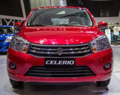 Suzuki Celerio - thêm lựa chọn phân khúc hatchback