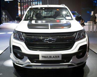 Chevrolet Trailblazer - đối thủ Toyota Fortuner ra mắt ở Việt Nam