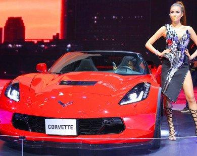 Chevrolet Corvette Grand Sport - xe thể thao hiếm hoi ở VMS 2017