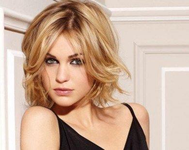 Guu thời trang các kiểu tóc ngắn đẹp và mát mẻ cho từng dáng mặt