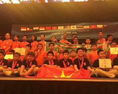 Việt Nam giành 8 huy chương vàng tại cuộc thi Toán quốc tế IMC