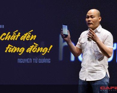 Triển vọng trở thành trung tâm thiết kế smartphone của thế giới và chuyện mang Bphone có 70% nội địa hoá sang Dubai