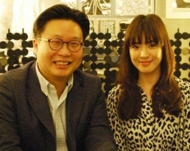 Nữ thần Song Hye Kyo gây