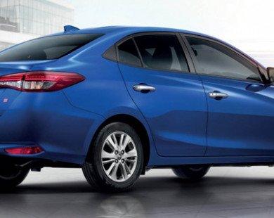Sedan giá rẻ Toyota Yaris Ativ ra mắt ở Thái Lan