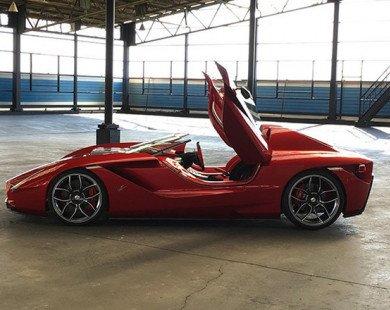 Kode 0 - anh em cùng cha với siêu xe Ferrari Enzo