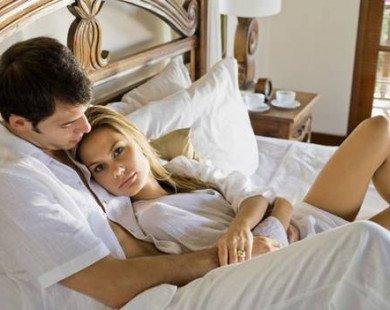 """6 lý do khiến chàng không còn ham muốn """"chuyện yêu"""""""