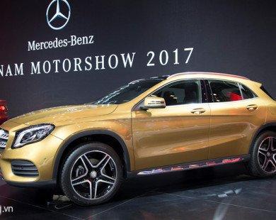 Mercedes GLA và C-Class tăng giá cả trăm triệu đồng tại Việt Nam
