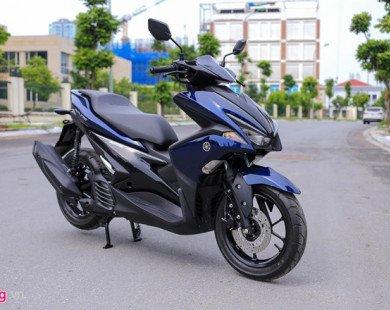 Thay giảm xóc, doanh số Yamaha NVX bắt đầu cất cánh