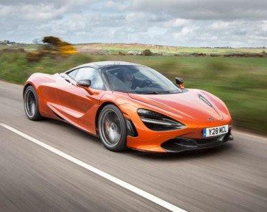 McLaren 720S sẽ bán hết vào năm 2018