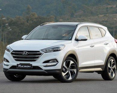 Hyundai Tucson 2017 giá từ 815 triệu, quyết đấu Mazda CX-5 ở VN
