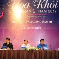 """Chính thức phát động cuộc thi """"Hoa khôi Sinh Viên Việt Nam 2017"""""""